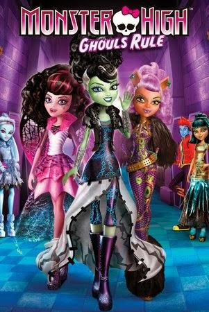 Monster High Ghouls Rule มอนสเตอร์ไฮ แก๊งสาวโรงเรียนปีศาจ