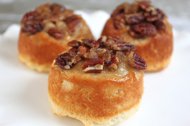 Quick Fix Sticky Buns-RECIPE - Smashed Peas & Carrots