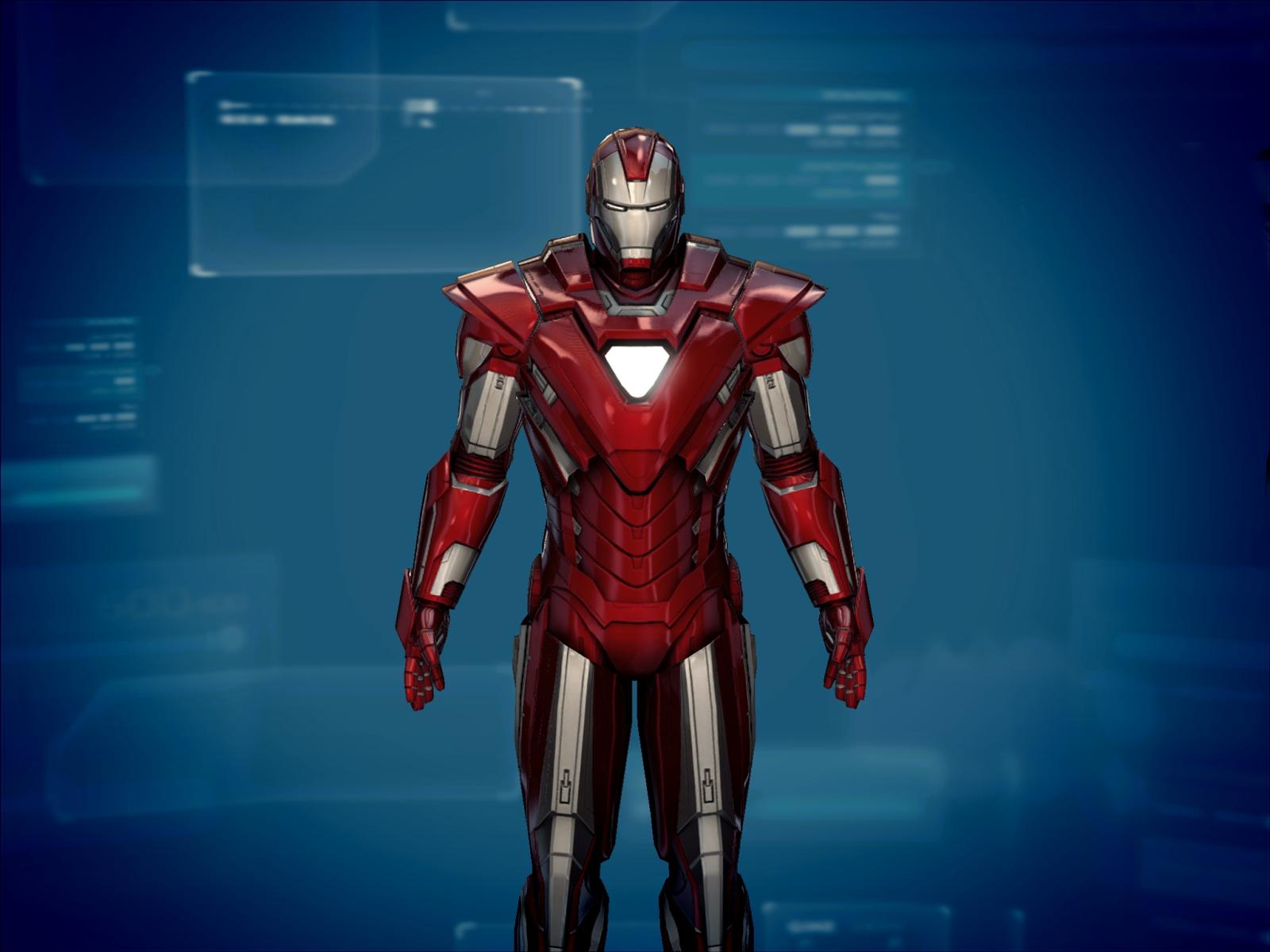 Iron Man Mark 33 Silver Centurion ~ Foam- and Papercraft