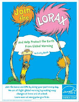 FREE Dr. Seuss Lorax Activity Book!  Asdfas