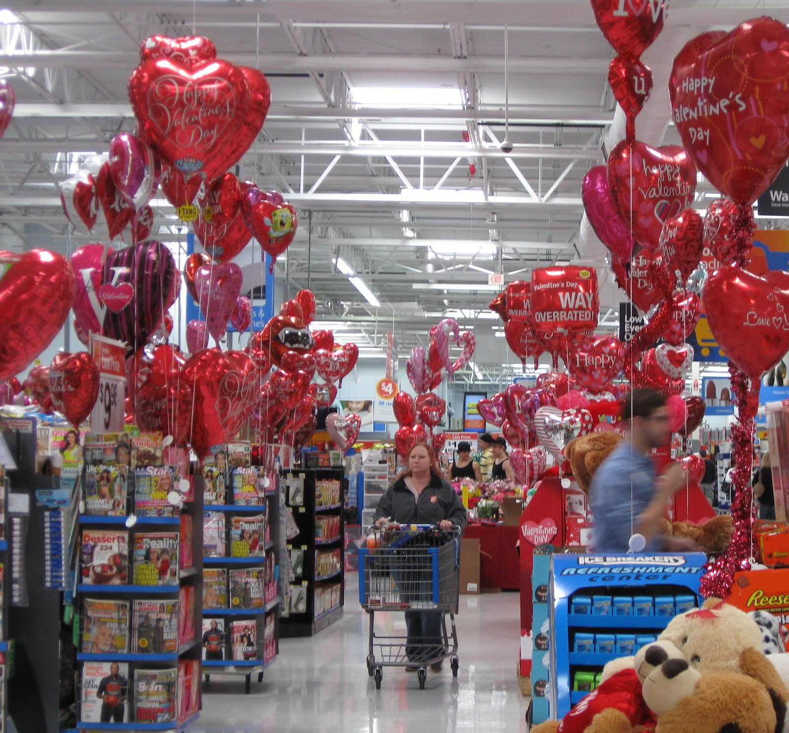 Retirement Daze February 2012 – Walmart Valentine Cards
