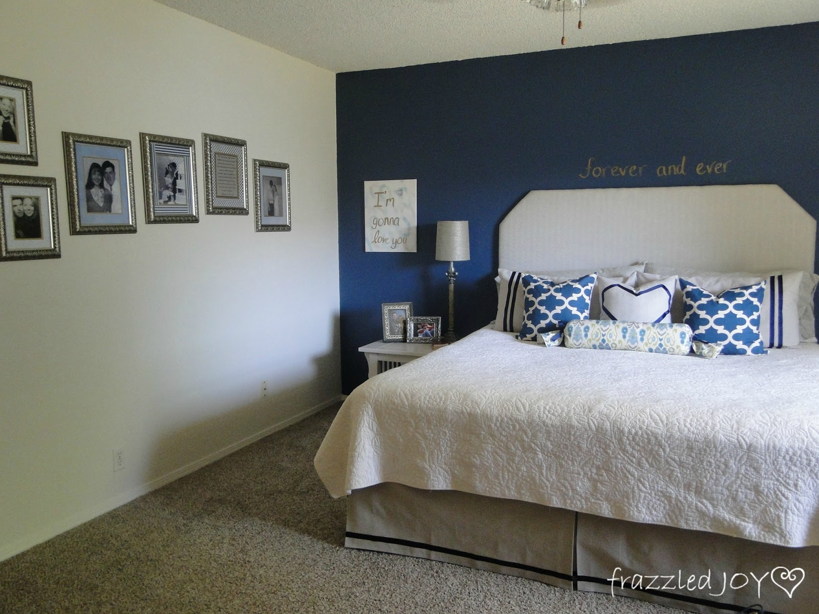 Home Tour Master Bedroom Frazzled Joy