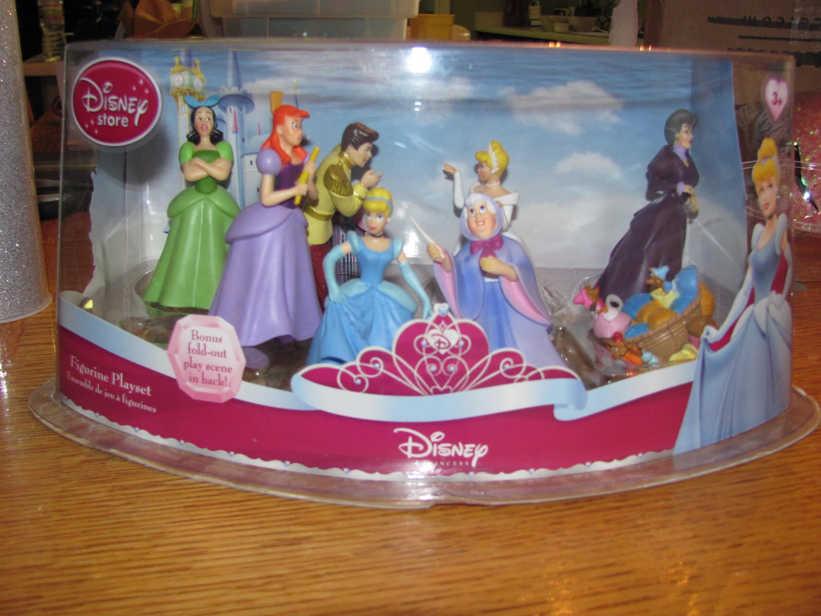 Disney tree ornaments - The Theme We Picked For Her Tree Is Cinderella She Loved Princesses I I Had Been Searching For These Ornaments And Holy Expensive