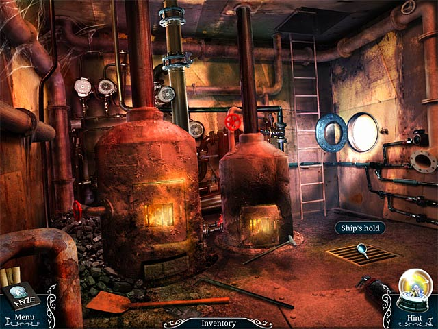 Urban Legends: The Maze screenshot 1
