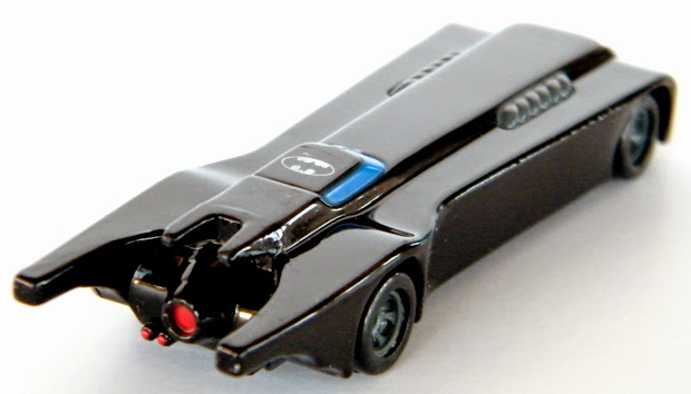 Batman Animated Series Batmobile Toy