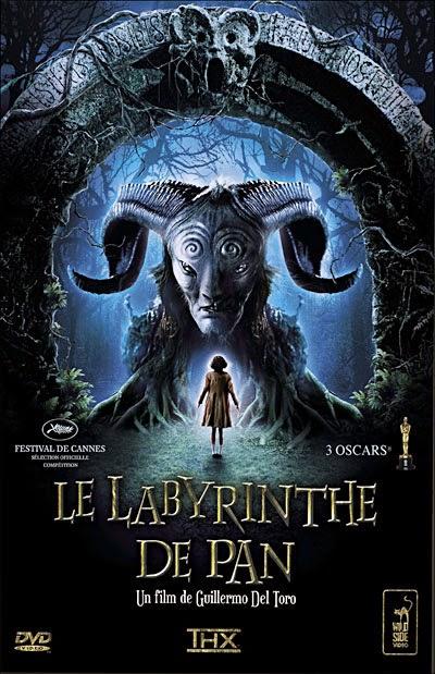 Affiche du Labyrinthe de Pan