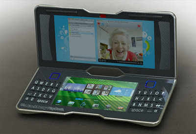 BlackBerry PlayBook 3.0 Concept