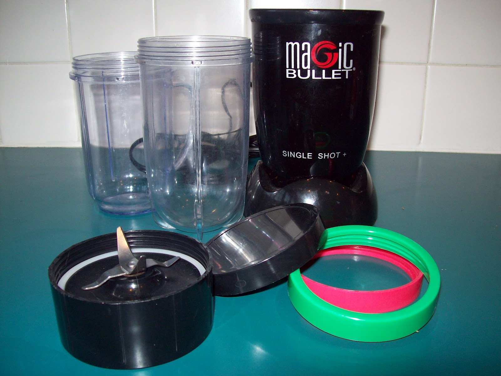 magic bullet how to clean