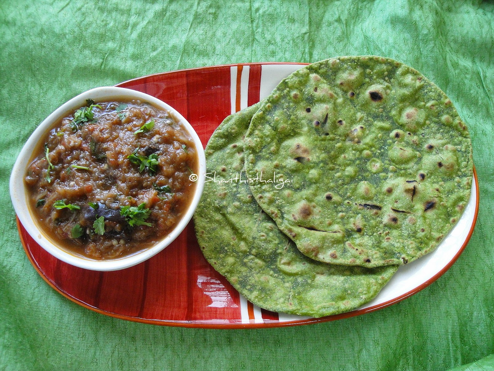 HOW TO MAKE PALAK PHULKA / HOW TO MAKE SOFT PALAK PHULKA