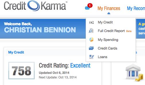 my free credit report login - 3