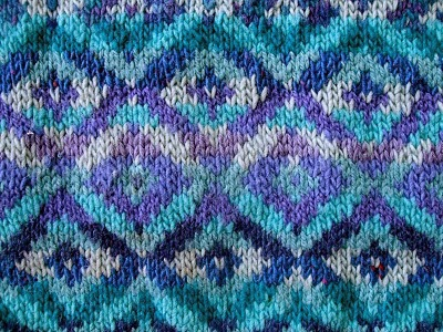 Graphing Colorwork for Knitting