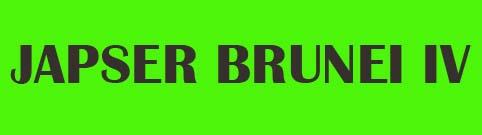 JAPSER ZON BRUNEI IV