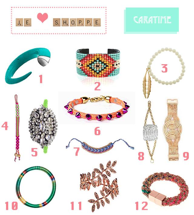 bijoux shop caratime