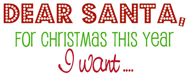 How Christmas Wish Lists Have Changed – Wish Lists for Christmas