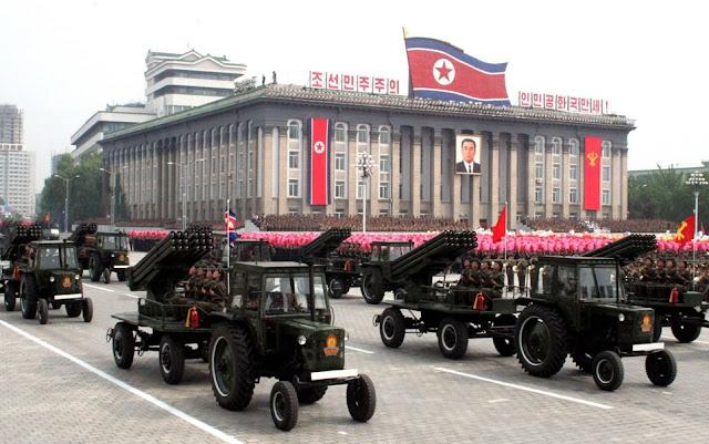 Coreia do Norte ameaça lançar ataque contra os EUA