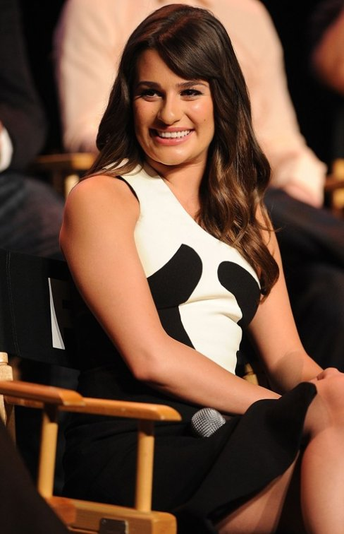 Lea Michele Style, Hairstyles Pictures   Celebrities Style