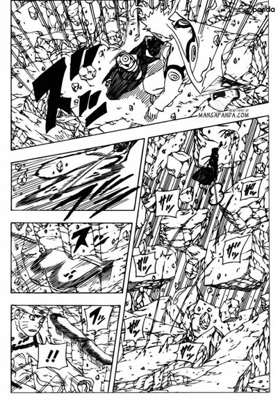 Baca Naruto Shippuden Chapter 595 Bahasa Indonesia by Manga Panda