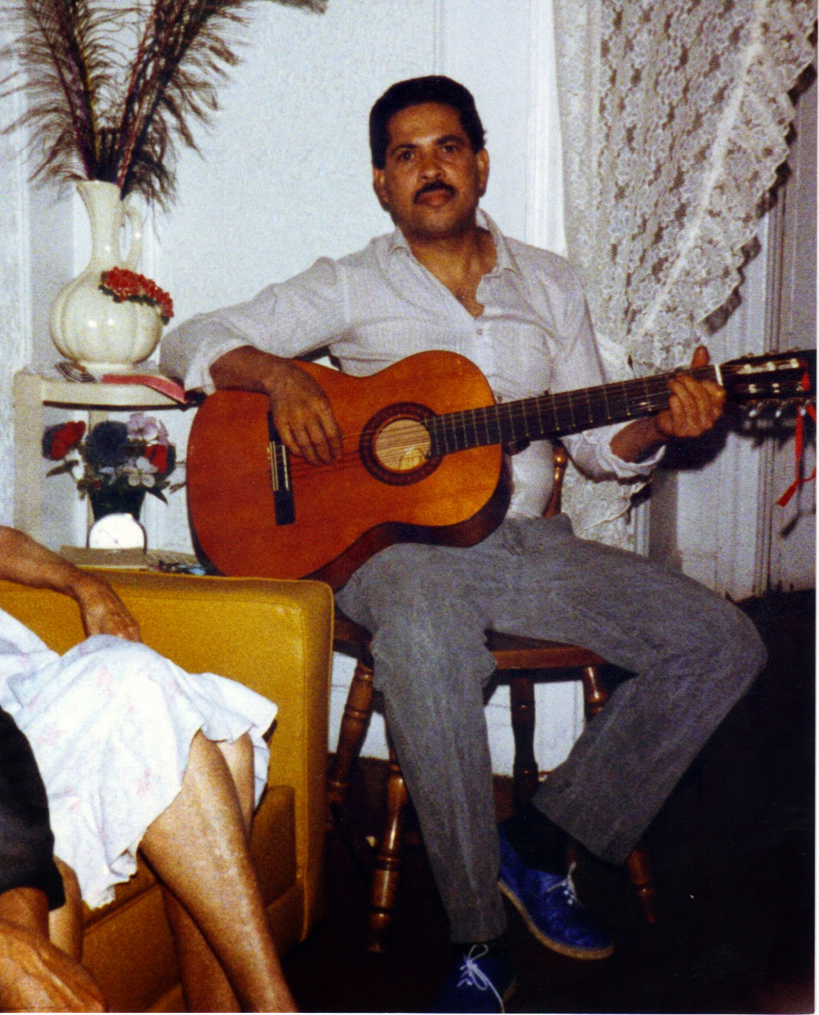 Tio Pilo, Christopher Abreu