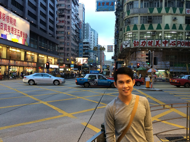 wisata hongkong,