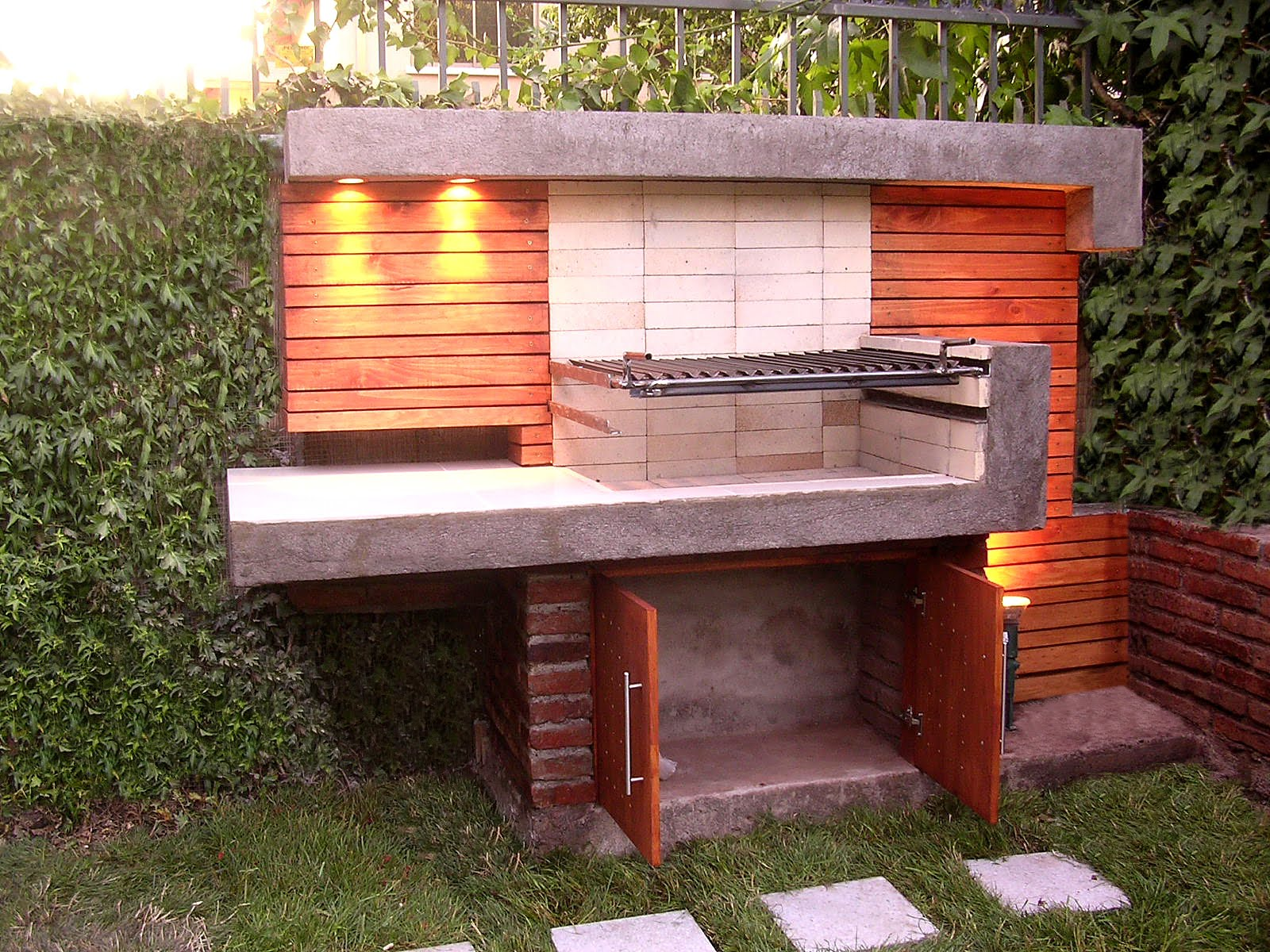 1000 images about asadores on pinterest for Patios y terrazas