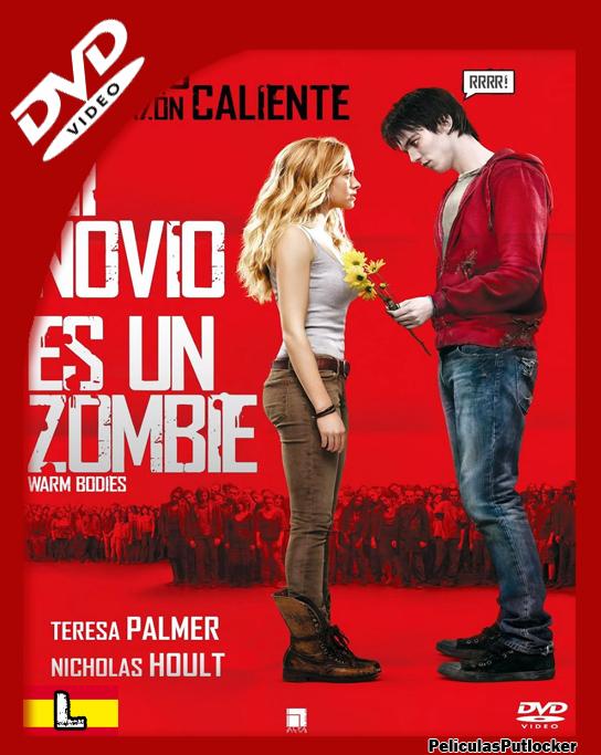 Mi Novio Es Un Zombie [DVDRip][Latino][SD-MG-1F]