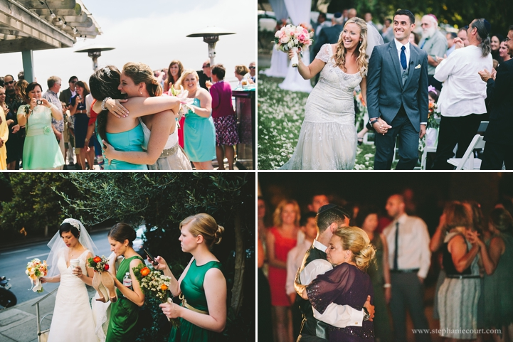 """emotion moments from wedding ceremonies and receptions"""