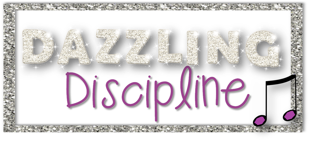 Dazzling Discipline Linky Party