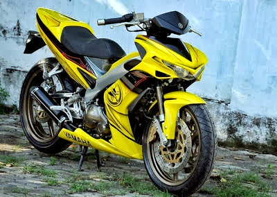 Modifikasi Body Motor Jupiter MX title=