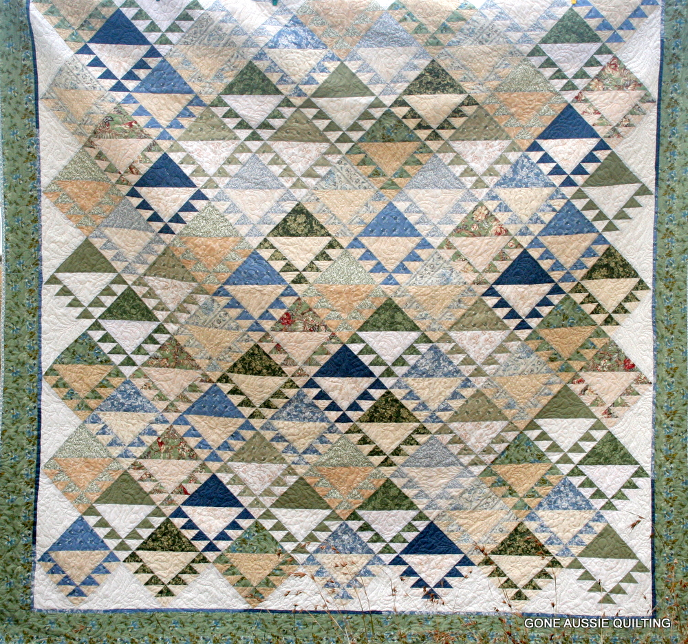 Gone Aussie Quilting: Lady of the Lake Quilt : lady of the lake quilts - Adamdwight.com