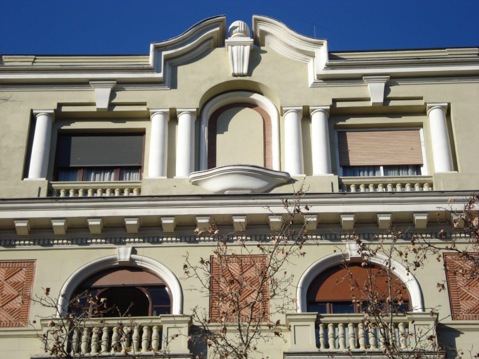Madrid art dec mart nez campos 51 53 for Arquitectura franquista