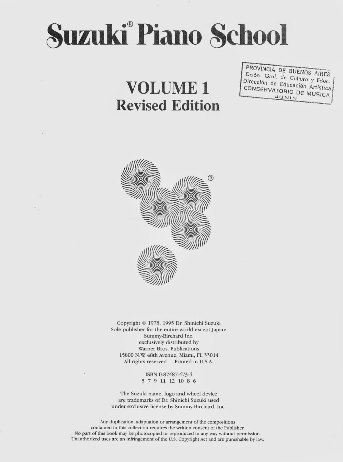 6 7 8 10 5 4 3 9 Suzuki Violin School 10 BOOKS AND 8 CD SET VOLUMES 1 2
