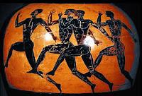 griegos Juegos olimpicos en Grecia antigua