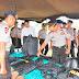 Kunjungan Kapolda Kalsel ke Mako Brimob Banjarbaru