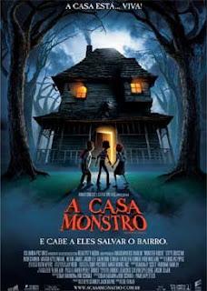 13388ctz aol A Casa Monstro DVDRip AVI   Dublado x264