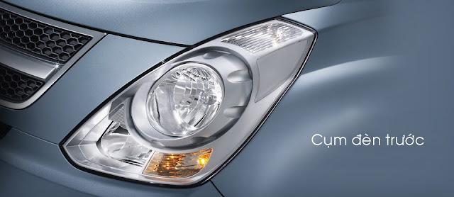 Hyundai Starex 9 chỗ 2014