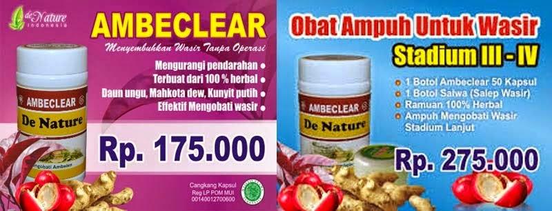 Obat Ambeien Oral