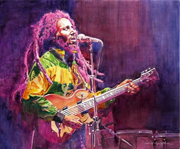 jamming bob marley A world where anything is possible' which is certainly evident in the eternal  music of bob marley what he made possible when he started.