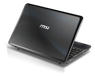 Notebook MSI U270