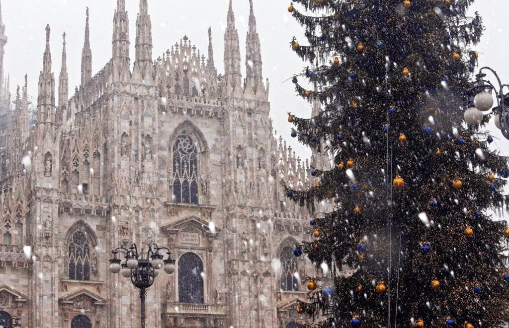 tél, időjárás, havazás, Európa, Székelyföld, Erdély, Hargitafürdő, Milánó, Olaszország, milánói dóm