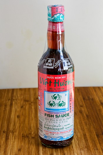Three Crabs Fish Sauce