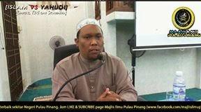 LIVE 20 10 14 CERAMAH PERDANA ISLAM VS YAHUDI USTAZ AUNI MOHAMED