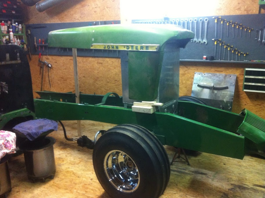 Tractor Pulling Parts : Tractor pulling news pullingworld new super sport