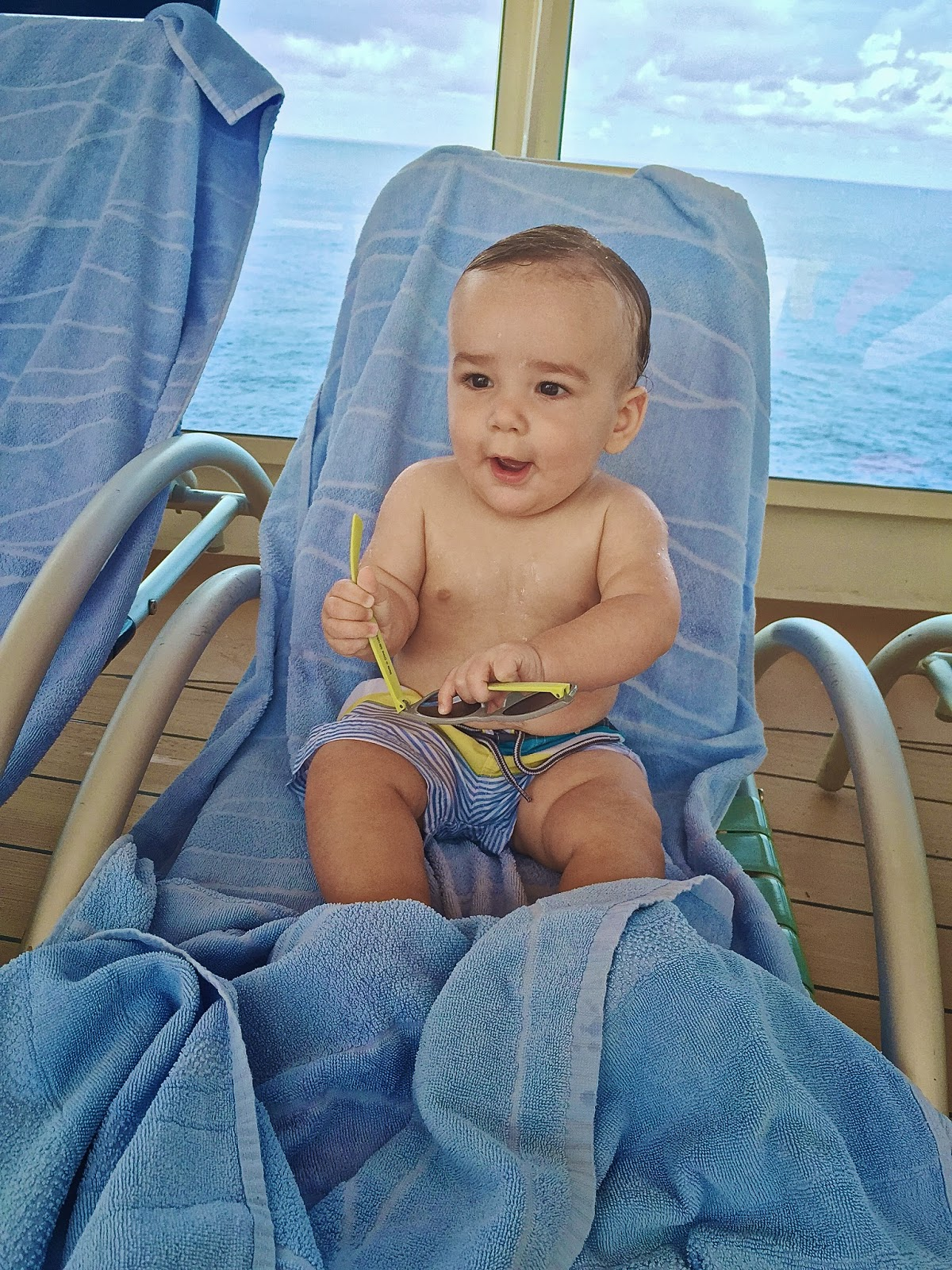 Royal Caribbean Cruise with infant