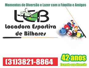 LCB BILHARES
