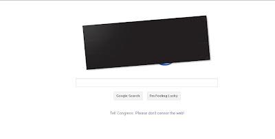 Google down SOPA