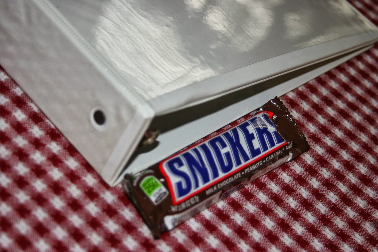 celebrate simple measuring in snickers