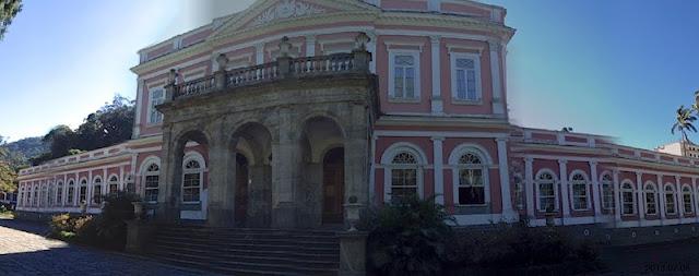 VISTA PANORÂMICA DO PALÁCIO