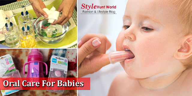 Oral Care For Babies - How To Care For Babies At Home