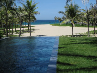 The Nam Hai Private Pool with view