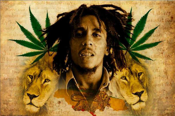 Se o Bob Marley estivesse vivo, completaria hoje 69 anos.
